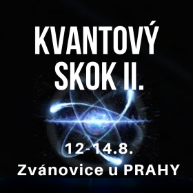 KVANTOVÝ SKOK  12-14.8.2019