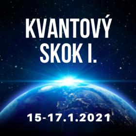 KVANTOVÝ SKOK I. 15-17.1.2021