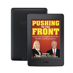 Pushing to The Front - eBook
