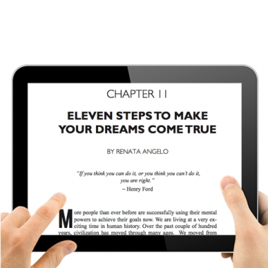 11 steps how to make your dreams come true